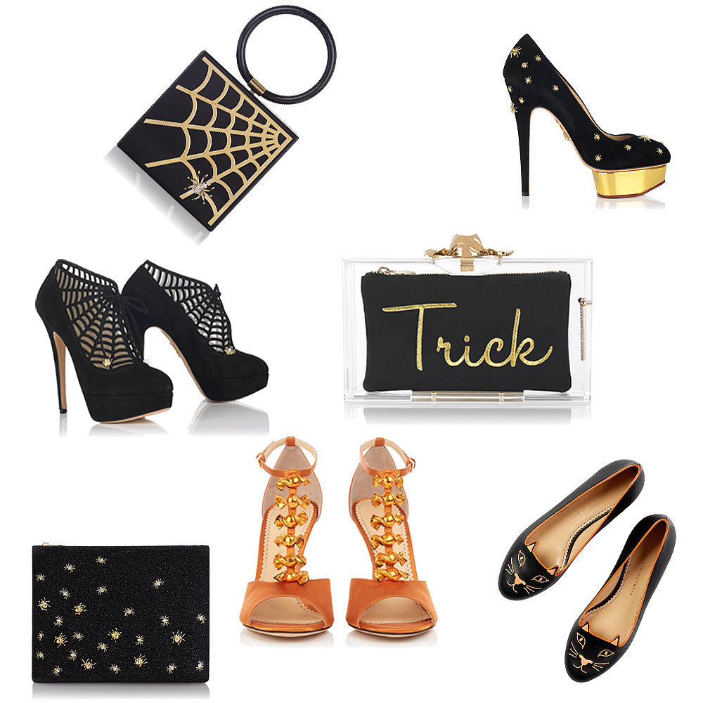 Discount Charlotte Olympia Fall/Winter 2015 Collection Offers Cheap Shoes