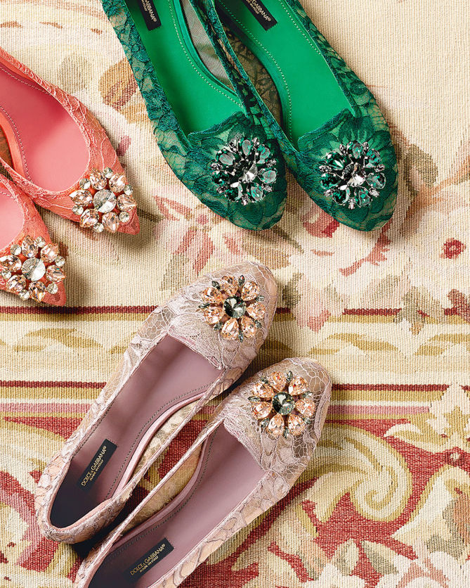The Latest Cheap DOLCE & GABBANA Shoes Outlet 2015