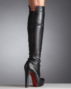 Cheap Replica Christian Louboutin Boots Showing Fall-Winter Fashion