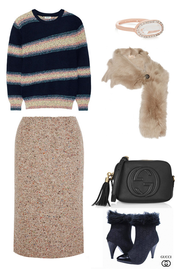 What to Wear in Winter - 2015 Fall-Winter New Warm and Stylish Footwear