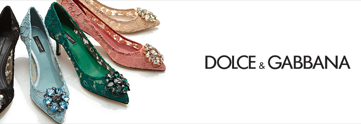 Introducing Replica Dolce & Gabbana's Rainbow Lace Shoes