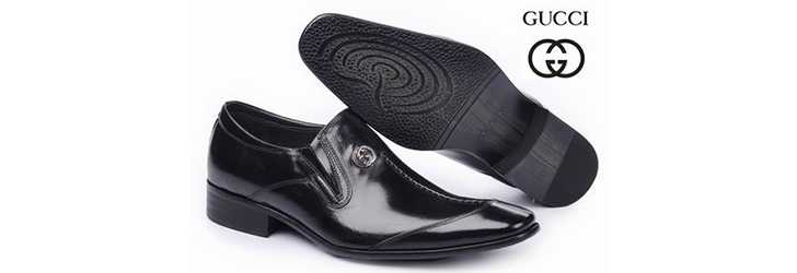 AAA Quality Classic Gucci Loafers/Dress Shoes