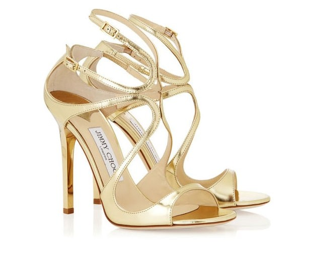 2016 Summer - Jimmy Choo Lance Sandle Shoes